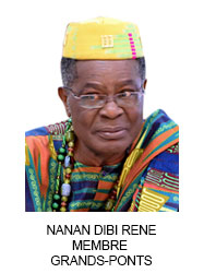 NANAN DIBI RENE MEMBRE  GRANDS-PONTS