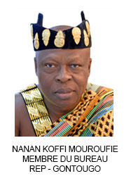 NANAN KOFFI MOUROUFIE MEMBRE DU BUREAU REP - GONTOUGO